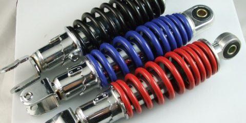 shock absorber, springs
