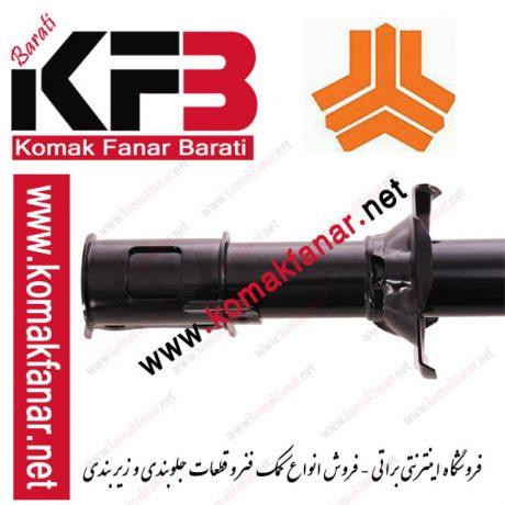 کمک فنر گازی پراید جلو چپ سی تی آر ( CTR ) مدل CYKK-43-G 5