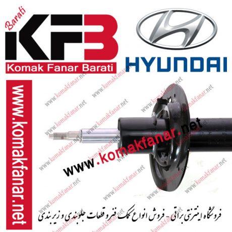 کمک فنر گازی هیوندا IX35 جلو راست سی تی آر (CTR) 2